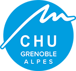 Logo officiel du CHU de Grenoble
